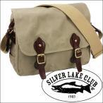 ショルダーバッグ メンズ 日本製 帆布 シルバーレイククラブ SILVER LAKE CLUB ショルダーバッグ 130123