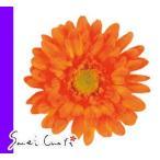 造花 ディスプレイシフォンガーベラアーティフィシャルフラワー 素材 パーツ 大量