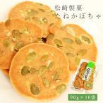 """松崎製菓 """"たねかぼちゃ"""" 90g×10袋セット"""