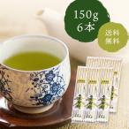 【送料無料】 千茶荘 抹茶入り 玉露白折 150g × 5本