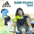 adidas  アディダス CLX カラーアシンメトリTシャツ2