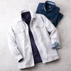 フレンドリー ダンロップ・リファインド サラッと軽量サッカーシャツジャケット 957751 1着