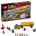 Yahoo!サンクスストア限定品 LEGO レゴ マーベルスーパーヒーローズ 2016後半新商品 キャプテンアメリカ/シビルウォー タンカートラック テイクダウン 76067