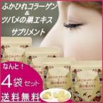 美容に欠かせないコラーゲンを濃厚配合 4袋セット 約4カ月分