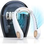 【半額セール!】 ネッククーラー 2021 最上位モデル 瞬間冷却 TORRAS 正規品 1年保証 羽なし 軽量 静音 3段階自由調節 おしゃれ 人気 L3 Pro Coolify 定番