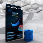 GAIMX CURBX エイムリング モーションコントロール (リングは青色 硬さは#130) PS4 switch Proコントローラー xbox one SCUF PCパッドに使用可 国内正規品