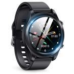スマートウォッチ 最新 Bluetooth5.0 smart watch 活動量計 多機能 スマートブレスレット フルタッチスクリーン
