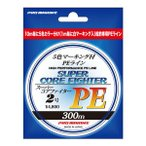 浜田商会 PEライン ALA300スーパーコアファイターPE(300m単品)3号