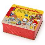 サンリオキャラクターズ 缶入りクッキー('70sお部屋)