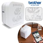 �ϥ����ƥ���brother ��٥�饤������P-TOUCH CUBE��