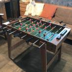 送料無料 サッカー ゲーム ウッド 本格 テーブルゲーム