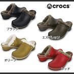 ��ǥ����� ����å��� ���֥顼 �����֥����� �饤��� ����å� �������Crocs Cobbler EVA Lined Clog W(crocs-cobbler)