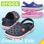 キッズ ジュニア クロックス クロックバンド キッズCrocs Crocband Kids'(crocs-crocband-kids)