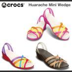 レディース クロックス ワラチェ ミニウェッジ ウィメンズ Crocs Huarache Mini Wedge Womens 送料無料