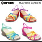 レディース クロックス ワラチェ サンダル ウェッジ ウィメンズCrocs Huarache Sandal Wedge Womens