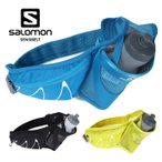 サロモン バッグ メンズ レディース SALOMON ウエストポーチ 600mlボトル付 アウトドア 鞄 SENSIBELT センシベルト キャンプ トレイルランニング 0.54L