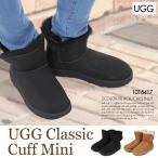 ショッピングugg UGG アグ ブーツ クラシック カフ ミニ レディース UGG Classic Cuff Mini 1016417