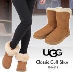 �ں߸˽�ʬ��UGG ���� �֡��� ���饷�å� ���� ���硼�� ��ǥ����� UGG Classic Cuff Short 1016418