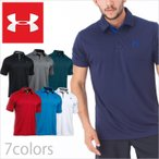 ショッピングUNDER アンダーアーマー メンズポロシャツ/UNDER ARMOUR TECH POLO SHIRTS/アンダー アーマー メンズ ポロシャツ 半袖