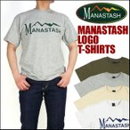 20%OFFセール MANASTASH マナスタッシュ MANASTASH ロゴ半袖Tシャツ 7153005