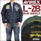 AVIREX アビレックス L-2B BLUE ANGELS ブルーエンジェルス 6162119  春物 送料無料