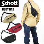 Schott ショット BODY BAG ONE STAR ボディバッグ ワンスター 3119052