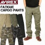 ショッピングカーゴ AVIREX アビレックス メンズ ファティーグ カーゴパンツ 6166110 6166111 送料無料