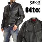 Schott ショット 641XX 60s SINGLE RIDERS シングルライダース レザージャケット 革ジャン MADE IN USA  7009