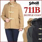 ショッピングダッフル Schott Lady's ショット 711B BOYS DUFFLE COAT ダッフルコート Made in USA 7241 セール 送料無料