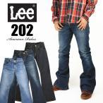 Lee リー メンズ ジーンズ 202 ベルボトム 濃色ユーズドブルー LM5202-526 Lee RIDERS AMERICAN RIDERS 送料無料