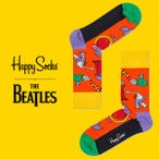 The Beatles コラボ happy socks ハッピーソックス メンズ レディース 靴下 ソックス 2017 秋