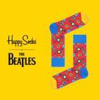 The Beatles ビートルズ コラボ 限定 happy socks ハッピーソックス FLOWER POWER SOCK メンズ レディース 靴下 ソックス 2018 春夏 夏