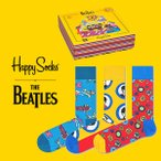 The Beatles ビートルズ コラボ 限定 3足セット box happy socks ハッピーソックス メンズ レディース 靴下 ソックス 2018 春夏 夏