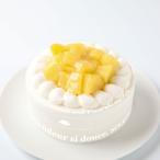 静岡産クラウンメロンのバースデーケーキ5号15センチ:送料無料 誕生日ケーキ 記念日 お祝い スイーツギフト お中元