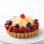 フルーツタルト4号11センチ:送料無料あすつくケーキ/タルト/誕生日ケーキ/バースデーケーキ/記念日/お祝い/内祝い/サプライズ/母の日/父の日