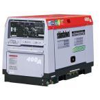 【400A】2人同時溶接ディーゼルエンジン溶接機兼発電機 / DGW400DMC