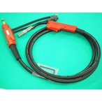 Panasonic CO2/MAG溶接用トーチ RED TORCH 4 (軽量タイプ) / YT-35CE4 3m (♯33944)]