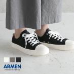 アーメン ARMEN キャンバス ローカットスニーカー NAMC0701 / CANVAS LOW-CUT SNEAKER