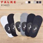 【2017春夏】FALKE ファルケ メンズ ファミリーステップ フットカバー ショートソックス FAMILY STEP #14625 [2017SS]
