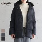 (2020秋冬) ジムフレックス Gymphlex ホワイトグース ダウンコート #J-1444MWN ジャケット ロング丈 羽織 上着 レディース  2020AW