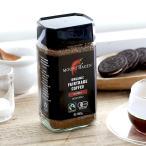 マウントハーゲン オーガニック フェアトレード インスタントコーヒー 100g[MOUNT HAGEN 有機栽培 オーガニック インスタント coffee]