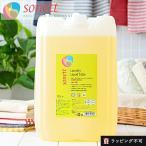 ソネット 洗剤 ナチュラルウォッシュリキッド カラー 10リットル 色柄物用液体洗剤 SONETT (オーガニック エコ 洗濯 色柄物用)