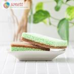 ソネット SONETT スポンジ 食器 キッチンスポンジ エコ3.0