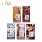VIVANI(ヴィヴァーニ)オーガニックチョコレート(ダークチョコオレンジ・ダークチョコクランベリー・ウィンター・ダークチョコアーモンド)