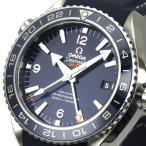 オメガ OMEGA シーマスター プラネットオーシャン600m コーアクシャル GMT メンズ 時計 ウォッチ 232 92 44 22 03 001 ブルー文字盤