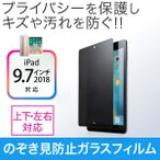 iPad フィルム iPad Air2 プライバシー 覗き見防止 ガ