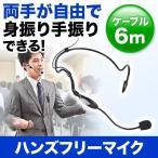 ハンズフリーマイク プレゼン コンデンサーマイク 電源内蔵 パソコン対応(即納)