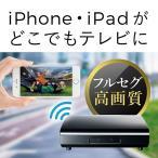 iPhone iPad テレビチューナー フルセグ 地デジ WiFi LTE 4G フルセグチューナー(即納)