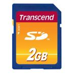 SDカード 2GB トランセンド 永久TS2GSDC 永久保証(ネコポス対応)(即納)