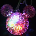 フラッシュダイヤマウスペンダント36個セット(光るおもちゃ)